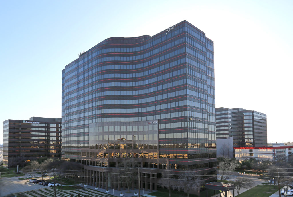 20,951 SF Of Office Space Leased In Dallas